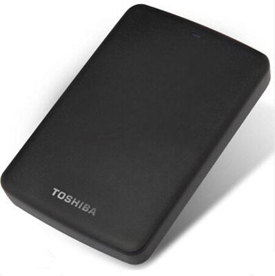 Toshiba hd externo external hard drive 1 TB hard disk portable hard disk HDD segunda mano  Embacar hacia Argentina