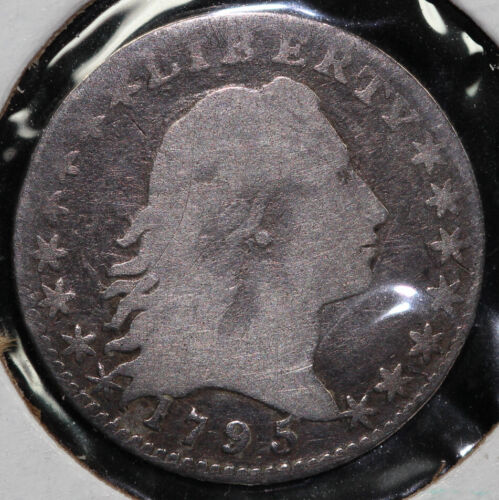 1795 H10c Draped Bust Half Dime