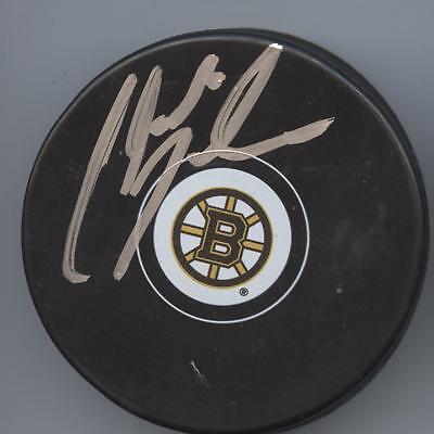 Claude Julien Signed Boston Bruins Hockey Puck W  Coa