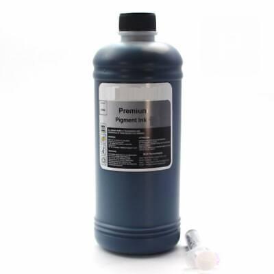 500ml Refill Black Pigment ink for HP Canon Lexmark Dell