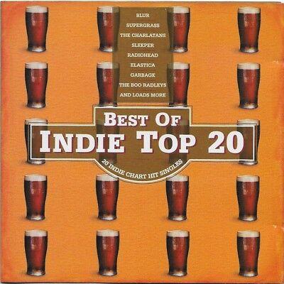 Best Of Indie Top 20 CD Beechwood Music – BOTT003CD 1996 UK