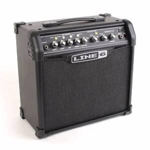 Guitar Amp - Line 6 Spider IV - 15 Amp Stirling Stirling Area Preview