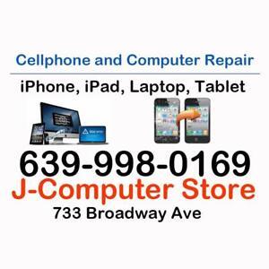 Laptop and Desktop Computer Repair, PCs and  Macs   - - | J-Computer |