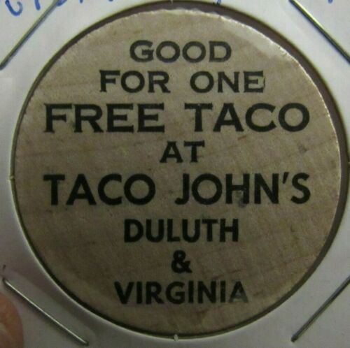 Vintage Taco John