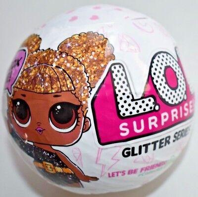 Lol Surprise Glitter Series Big Sister Authentic 7 Surprises  Mga Original
