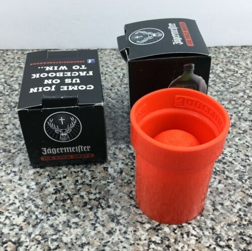 Jagermeister Ice Cold Shots Mold Set of 2
