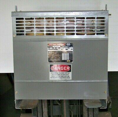 15 Kva 480 To 208y120 Transformer Ite Power 3f3y015