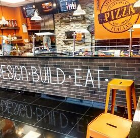 Fast Growing Pizza Franchise takeaway a3 shop & restaurant business opportunity investment