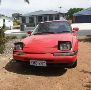 1989 Mazda 323 ASTINA SP Manual Hatchback