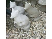 garden moulds/latex and fibreglass moulds/concrete moulds/garden ornament moulds/ornaments