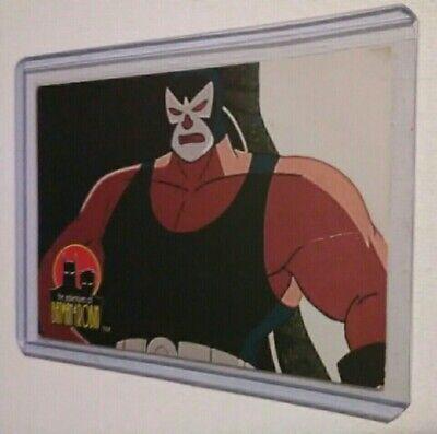 BANE 1995 SkyBox DC Trading Card #22 ADVENTURES OF BATMAN & ROBIN VILLAINS 7.6](Bane Costume Batman And Robin)