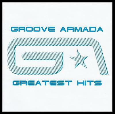 GROOVE ARMADA - GREATEST HITS CD ~ TRIP HOP 90's BEST OF DANCE