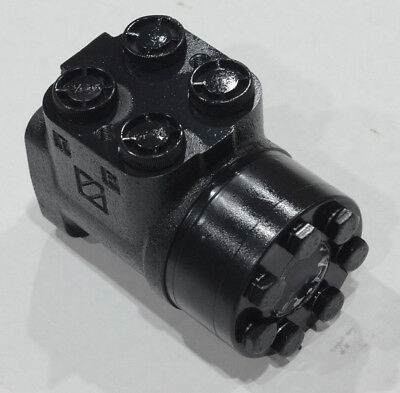 Hydraulic Steering Valve -12.08 Cid 200 Cc Displacement Orbitral