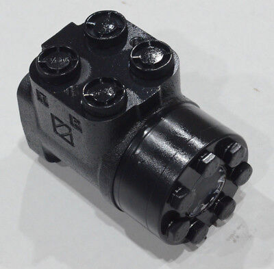Hydraulic Steering Valve -12.08 Cid 200 Cc Displacement Orbitral