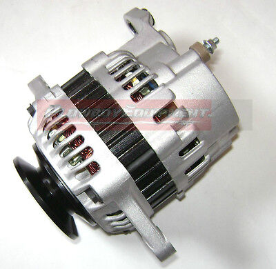 Alternator For New Holland Skid Loader Lx465 Lx565 Lx665 L465 L565 Sba185046320