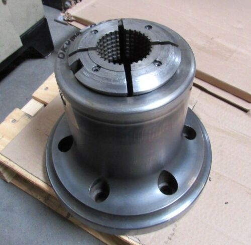 CNC LATHE COLLET CHUCK, REMOVED FROM OKUMA CADET LNC8