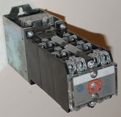 NEW ALLEN BRADLEY 700DC-P1200DZ1 INDUSTRIAL CONTROL RELAY! TYPE P! NEW! AB A-B