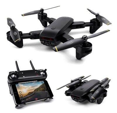 LBLA Drone With Dual HD Camera, Black
