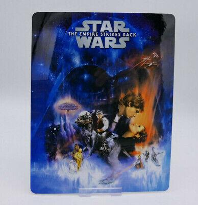 STAR WARS Empire Strikes Back - Bluray Steelbook Magnet Cover (NOT LENTICULAR)