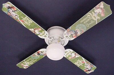 """New PIRATES OF CARIBBEAN Ceiling Fan 42"""""""