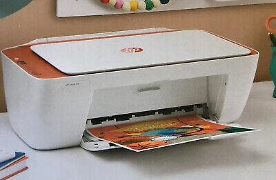 HP Deskjet 2732 Printer Wireless AllInOne Instant Ink Ready Limited Edition Red