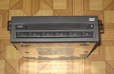 BMW | 2006-2010 X5 | 2007-2013 X6 | SINGLE SLOT DVD CHANGER, 65129196670, OEM