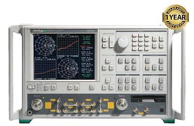 Anritsu 37397d 65ghz High Performance Vector Network Analyzer W Opt 15 Vna