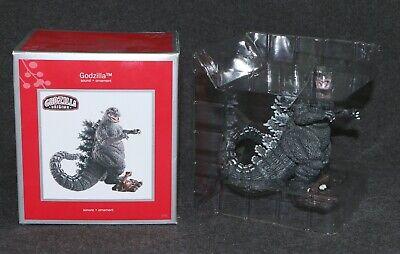 Godzilla 2012 Origins American Greeting Heirloom Sound Ornament MIB
