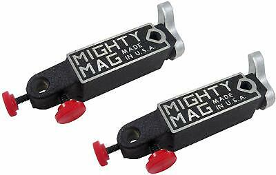 2 Pack Westhoff 400-3 Mighty Mag Base Quick Release Cam Lever 45lbs Pull