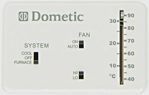 Dometic DuoTherm Heat/Cool Thermostat Analog 3106995.032 FREE SHIPPING RV Camper