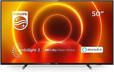 Philips 50PUS7805 Smart TV - 4K Ultra-HD - LED - WLAN -...