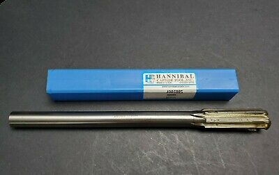 Hannibal Carbide Tip Reamer .6885 Machinist 1116 Clausing Lathe Mill