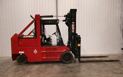 9211 Taylor Model Tgho-300m Forklift