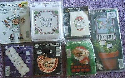 Choose One  Needlemagic Nmi Counted Cross Stitch Needlepoint Kits Novelties