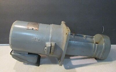 Used Fuji Electric Type Vkp061a Electric Oil Pump 100w 2p 3 Phase Xx4
