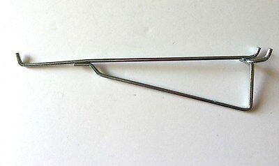 10 Pack Metal 8 Inch Shelf Bracket Garage Peg Hanger For 18 14 Pegboard