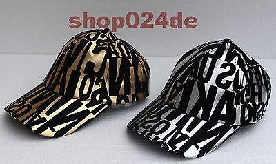 Baseball Cap Basecap Baseballcap Kappe Mütze in GOLD oder SILBER NEU
