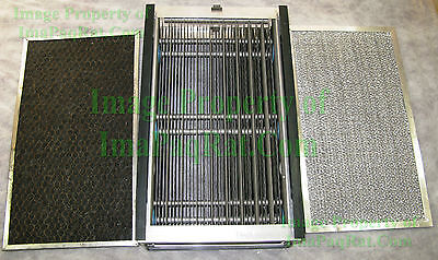 TRION 422167-005 Collector Cell Assembly Ion Wires Charcoal Pre Filters 250 Cell Assembly