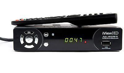 New FULL HD Digibox 1080P Freeview HD DIGITAL TV Receiver & FULL HD USB Recorder