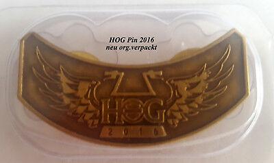 HOG Pin Harley-Davidson 2016