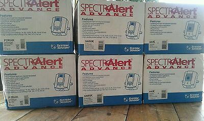 New In Box System Sensor Spectralert Advance Srhk Strobe Upc 783863028090
