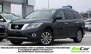2014 Nissan Pathfinder SV 4X4 | 7-SEATER | HEATED SEATS | BAC...