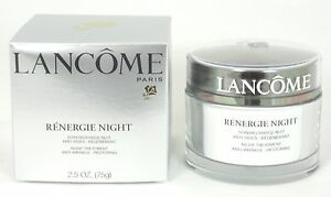 Lancome Renergie Night Night Treatment Anti-Wrinkle Restoring  2.5 oz(sku:9520)