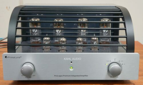 PrimaLuna ProLogue Premium integrated amp. Stereophile recommended. $2,400 MSRP.