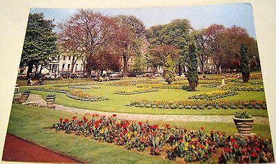 England Imperial Gardens Cheltenham Glos 7403 DRG J Arthur Dixon - unposted