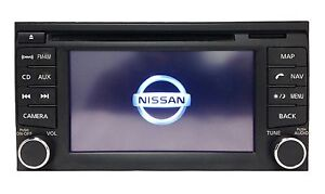 13 14 nissan sentra nv200 navigation gps bluetooth radio. Black Bedroom Furniture Sets. Home Design Ideas