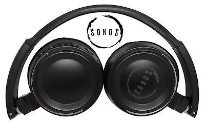 Opening Sale! Best Bass Sokos SK-48 Wireless Bluetooth Headphones Headset