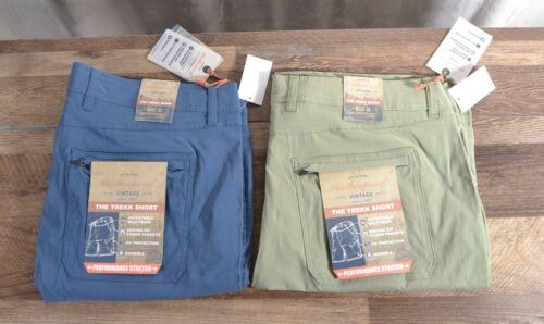 Weatherproof Vintage Mens The Trekk Short Cargo Uv Protection Durable Zip Pocket