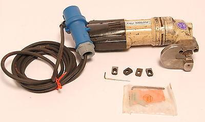 Fein Blechschere Qsz 646 -2mm Stahlblech Kurvenschere Blechknapper mit Zubehör