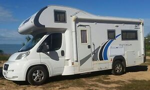 Jayco Optimum. 2008 Fiat Ducato Auto Townsville Townsville City Preview